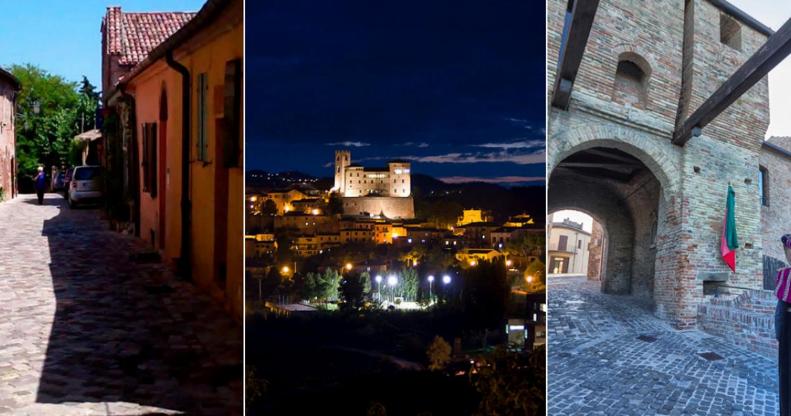I 5 migliori borghi dell'entroterra romagnolo