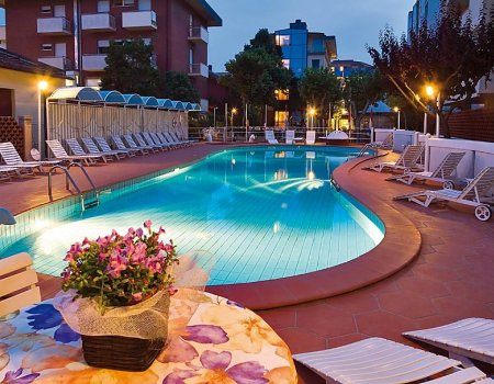 Hotel con piscina a bellaria hotel rosalba - Hotel con piscina bellaria ...