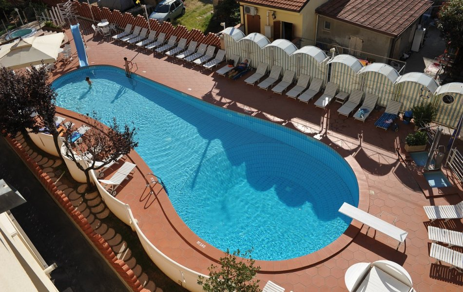 April offer on the Romagna Riviera